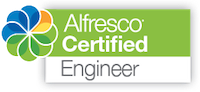 Alfresco Certified Engineer