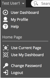 specify-user-home-page