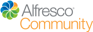 Alfresco Community Logo