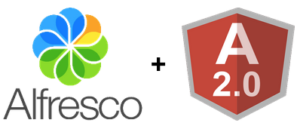 Alfresco plus Angular2